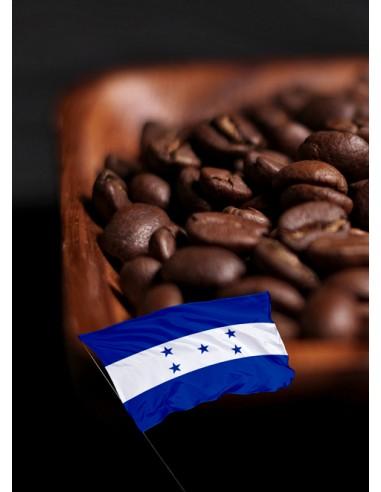 Jednodruhová káva z Hondurasu