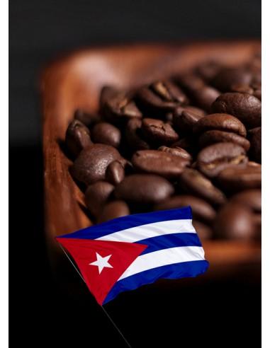 Jednodruhová Arabica z Kuby