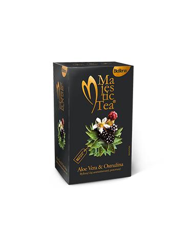 Biogena čaj Aloe Vera a Ostružina
