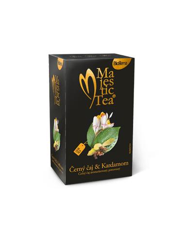 Biogena černý čaj s kardamonem