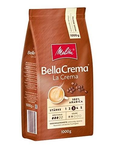 Zrnková káva Melitta Bella Crema La...