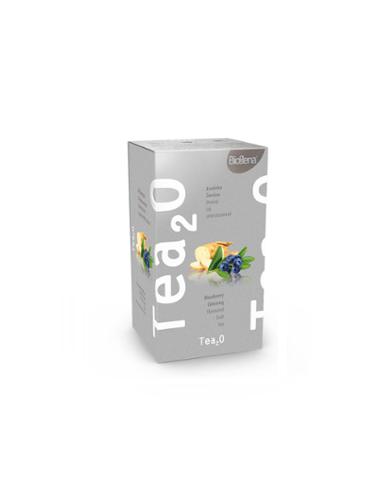 Borůvkový čaj s ženšenem