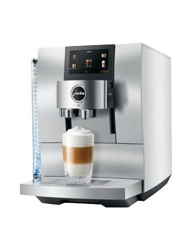 Kávovar Jura Z10 Aluminium White