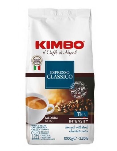 Zrnková káva DeLonghi KIMBO Classic 1 kg
