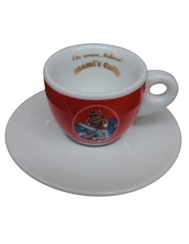 Mami's Caffé šálek na cappuccino -...