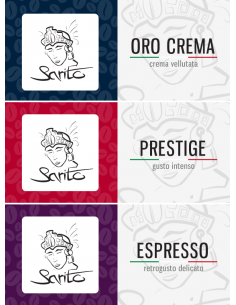 Degustační set Sarito - 3 x...