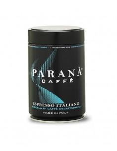 Mletá káva Parana Caffé Espresso Italiano bezkofein 250 g