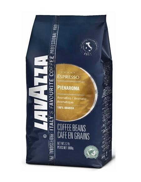 Zrnková káva Lavazza Pienaroma 1 kg