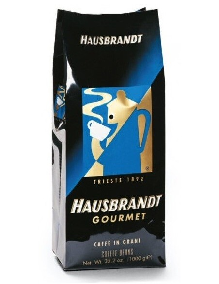 Zrnková káva Hausbrandt Gourmet 1 kg
