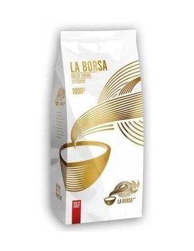 Zrnková káva La Borsa Dolce Crema 1 kg