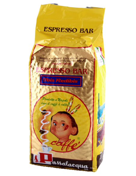 Zrnková káva Passalacqua Ibis Redibis 1 kg