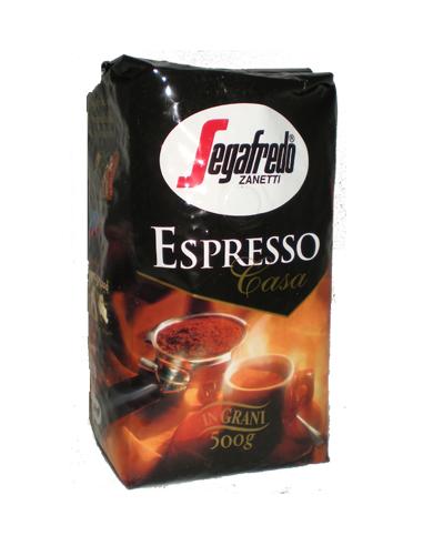 Zrnková káva Segafredo Espresso Casa 500 g