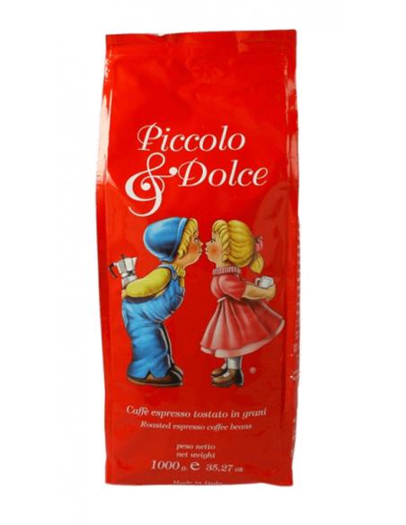 Zrnková káva Lucaffé Piccolo & Dolce 1 kg