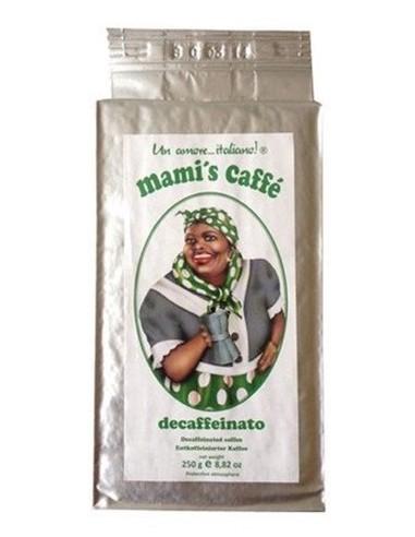 Mletá káva Mami's Caffé bezkofeinová 250 g
