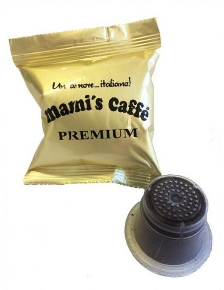 Kapsle pro Nespresso Mami's Caffé Gran Crema 100 porcí