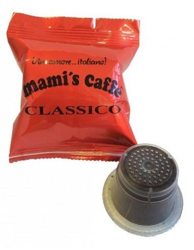 Kapsle pro Nespresso Mami's Caffé Espresso Crema 100 porcí