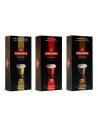 Kapsle Covim pro Nespresso - degustační set 3 x 10 porcí