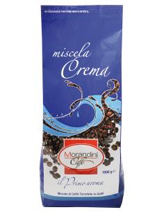 Zrnková káva Morandini caffé Crema 1 kg