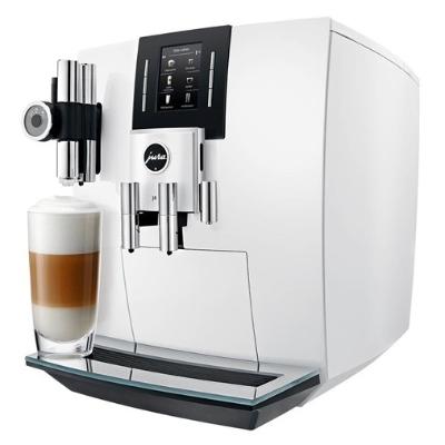 Kávovary Jura Brno - model Jura J6 Pianowhite